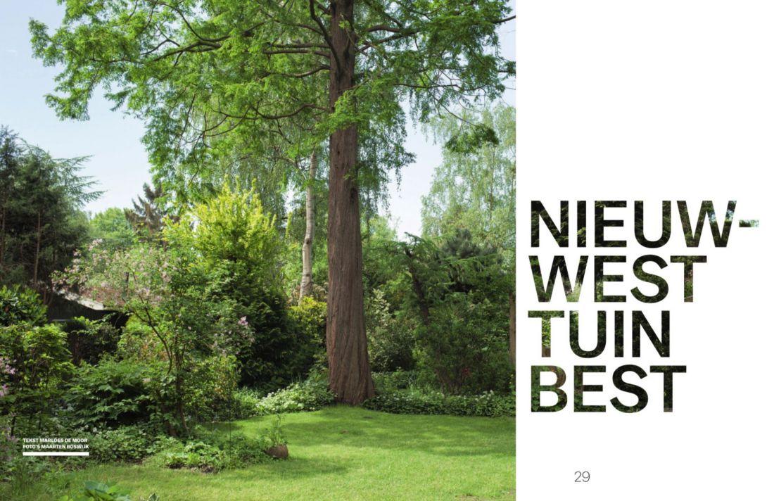 Mijn Tuin App : Tuinen van west
